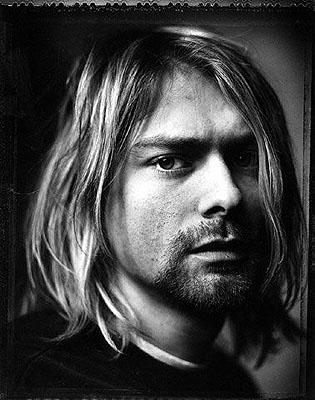 Mark SeligerKurt Cobain, Kalamazoo, Michigan, 1993Gelatin silver print24 x 20 inches, 61 x 51 cm$2,500-$3,500
