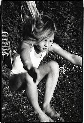 Kind Gummitwist© Herlinde Koelbl