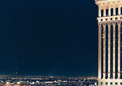 Axel HütteLas Vegas, Caesars Palace, 2003© Axel Hütte, 2009Duratrans with Mirogardglass157 x 207 cmWaddington Galleries Collection, London