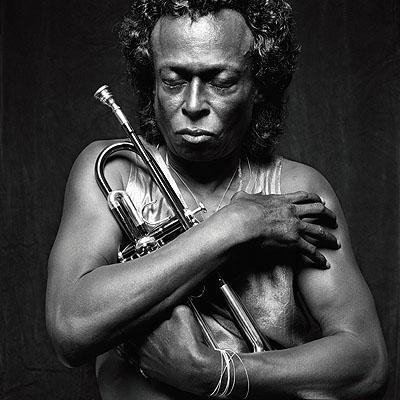 Miles Davis, Per Lui, 1989 © MICHEL COMTE / I-Management