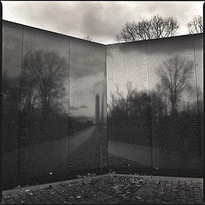 Vietnam War Memorial© Hiroshi Watanabe