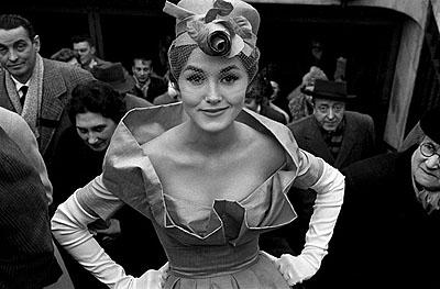 1959, JDF soir b 10/30, 40x30cm© Frank Horvat