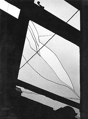 Ladislav Postupa, Akt im Fenster - Nude in Window - Akt v Okne, 1961, 24 x 18 cm, Vintage, Silbergelatinabzug auf Papier, signiert, bezeichnet