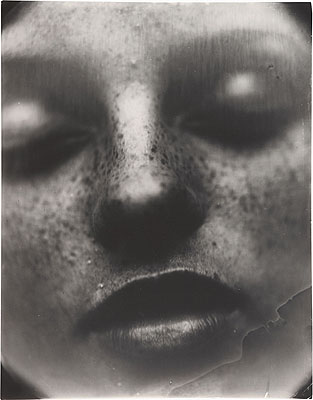 Sally Mann, Virginia #42, 2004, gelatin silver print, 127 x 101,6 cm; courtesy Gagosian Gallery