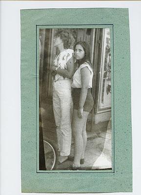 Miroslav TichýOhne TitelSchwarz-Weiß-Photographie28,2 x 17 cmCourtesy Galerie Elisabeth & Klaus Thoman, Innsbruck