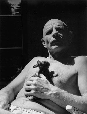 © Manfred Hamm, Aktions Künstler Ben Wargin, Berlin 1986, 50x60 cm auf Ilford Galerie Papier