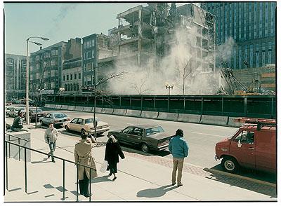 Luigi Ghirri, Boston, 1986© 2009. Centre national de l'audiovisuel (CNA) - Département Photographie, Ministère de la Culture, Luxembourg