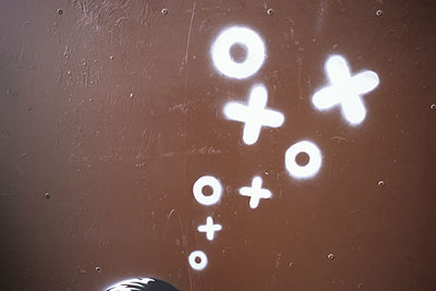 Petra Karadimas, 'Banksy_xo', 2009, C-Print