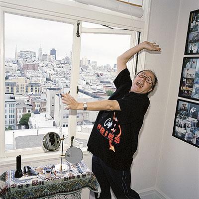 Karl-Heinz TeuberSan Francisco, CA24. Juli 2004
