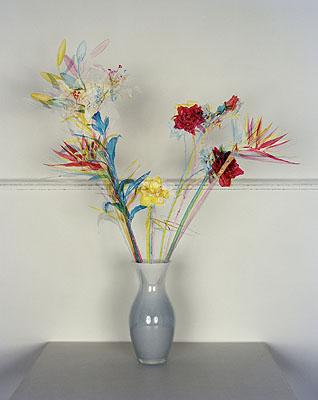 Fake Flowers In Full Colour, 2009 © Jaap Scheeren & Hans Gremmen / courtesy artists/flatland gallery