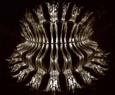 © Alvin Booth, Anamorphosis / Fingerprints