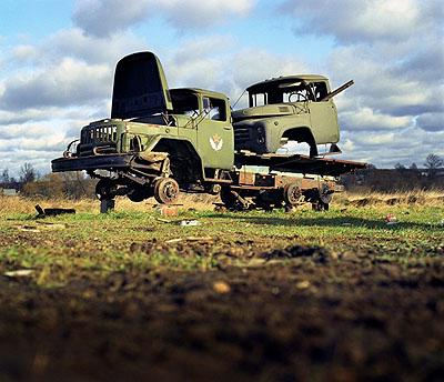 © Martin Roemers, Armeefahrzeuge, Sowjetunion