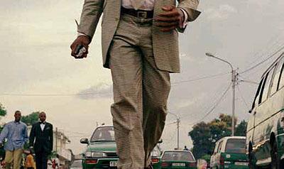 Baudouin MOUANDA (RDC), Série : S.A.P.E, Congo Brazzaville, (2008) © Baudouin Mouanda