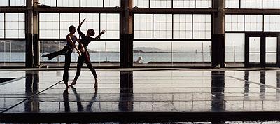 Tacita Dean Craneway Event, 2009 (Filmstill), 16mm-Farbfilm, anamorphotisch, Lichtton, 108 Minuten© Courtesy die Künstlerin, Frith Street Gallery, London, und Marian Goodman Gallery, New York/Paris