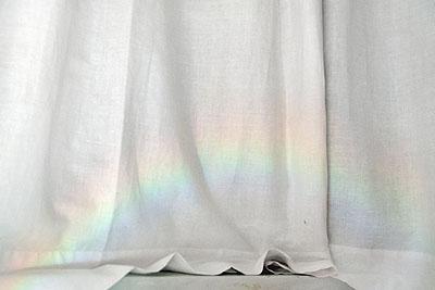 Samuel Henne untitled (curtain), 2009, Pigmentprint auf Photoragf