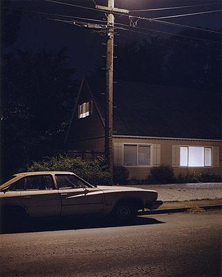 Untitled 2027-a, 1997© Todd HidoCourtesy Kaune, Sudendorf Gallery, Cologne