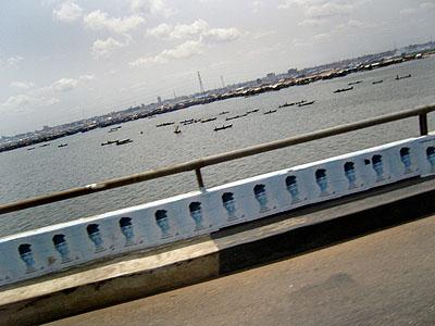 The Megapolis Tour, Lagos #7,
