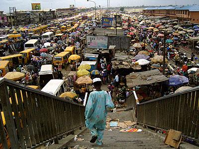 The Megapolis Tour, Lagos #3,