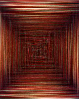 Niko Luoma, Symmetrium #4, 2009, C-print, Diasec