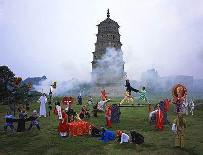 © ZENG Han, Mulian Opera #11 (2007)