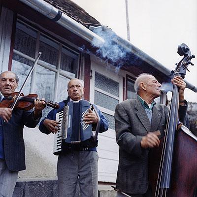 Taraf, Musiker aus Uila© Espen Eichhöfer