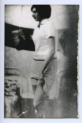 Untitled© Miroslav Tichy courtesy Michael Hoppen GalleryUnique Silver gelatin print17 x 16 cm