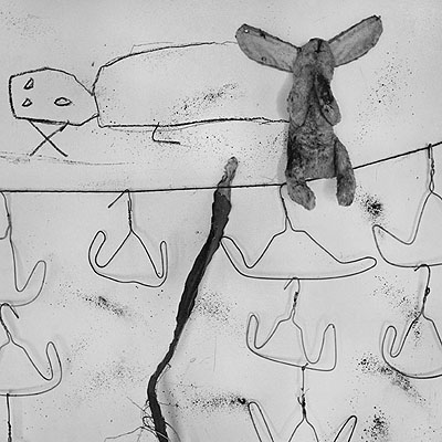 © Roger BallenWashing line, 2005from Boarding HouseSilver gelatin on fibre paper45 x 45cm, edition of 10
