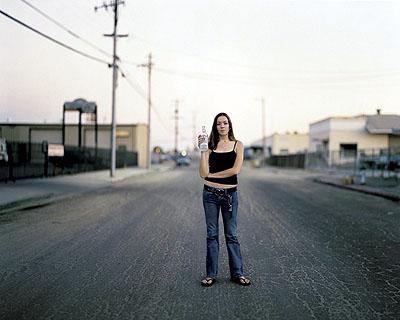 © Richard Renaldi Caryn, Fresno, CA 2003