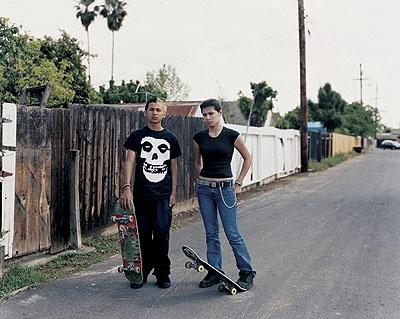 © Richard Renaldi Aaron and Linda, Fresno, CA 2003