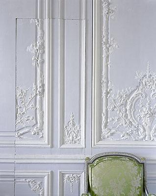 ROBERT POLIDORIBoiserie detail by the Brothers Rousseau Cabinet intérieur de Madame Victoire Corps Central - R.d.C. Chateau de Versailles, 2007