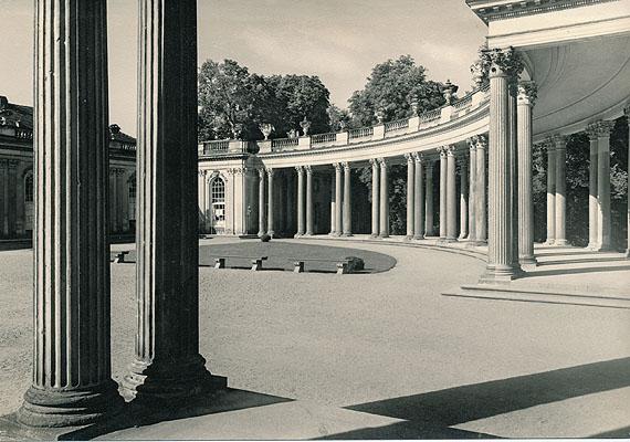 Kolonnaden Schloss Sanssouci © Max Baur Archiv