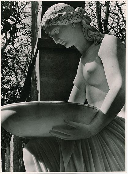 Figur im Marlygarten, Park Sanssouci © Max Baur Archiv