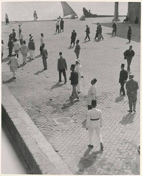 Marianne Breslauer, Alexandria, 1931© Marianne Breslauer / Fotostiftung Schweiz, Winterthur