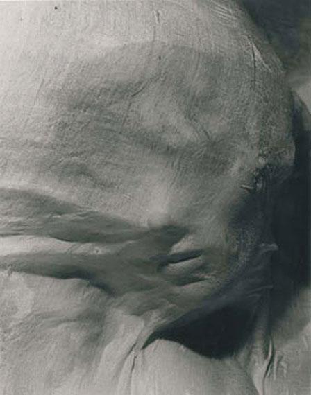 Wet Silk - Paris 1937, gelatin silver print, 35 x 28.1 cm