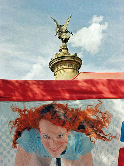 o.T., Siegburg, 2008, Inkjet-Print, aus der Serie Bilderlust und Festkultur