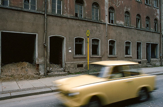Invisible Past – Images of a vanishing time