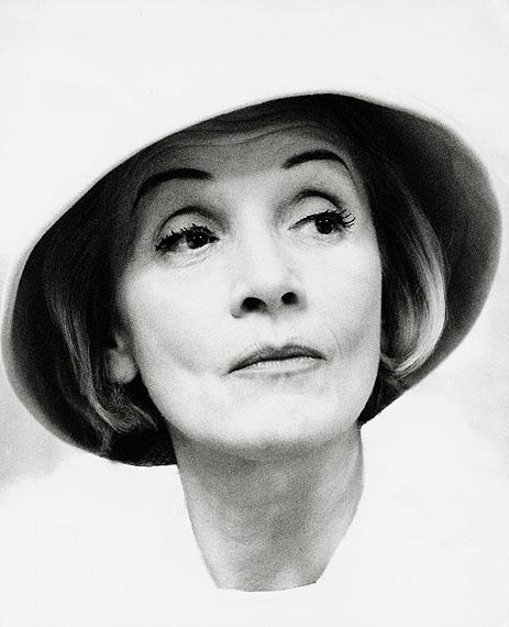 © Liselotte Strelow: Marlene Dietrich, 1960