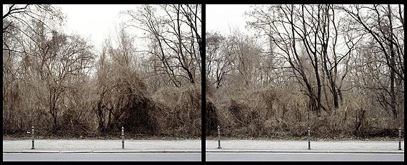 Topographie des Terrors, Berlin, 2007, © Andreas Gehrke