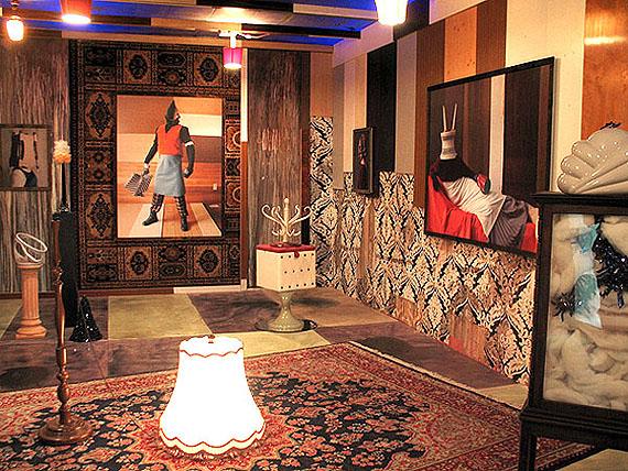 Installationsansicht, GEM, Museum for Contemporary Art, The Hague, 2008© Thorsten Brinkmann, Courtesy Galerie KUNSTAGENTEN, Berlin und artfinder Galerie | Mathias Güntner, Hamburg
