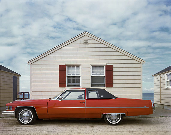 Joel Meyerowitz  Truro, 1976©Joel Meyerowitz, courtesy the artist and Edwynn Houk Gallery