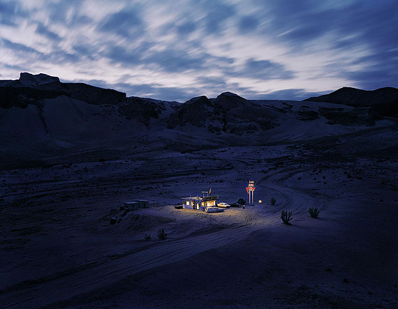 Dari King Drive-In, Serie Real Landscapes, 2007