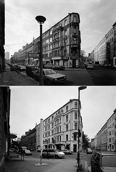 Stefan Koppelkamm: Tucholskystraße (Berlin)1992 | 2002 © Stefan Koppelkamm