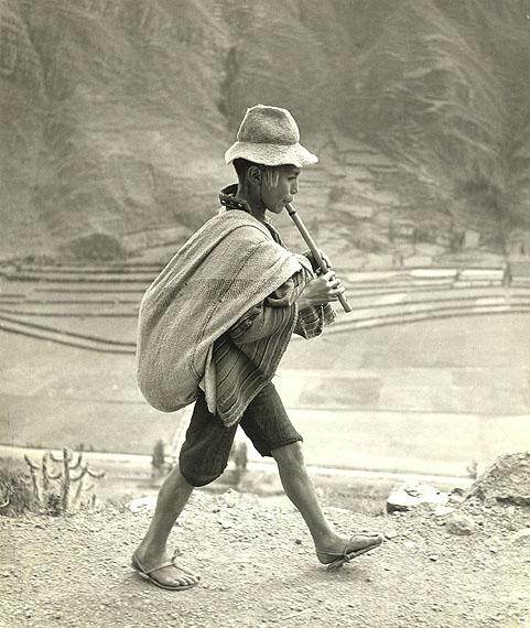Werner Bischof, Auf der Straße nach Cuzco, Peru, 1954© Werner Bischof / Magnum Photos / Focus
