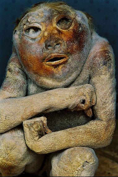 o.T. Trujillo 2001 aus: Das unfassbare Gesicht© Gundula Schulze Eldowy