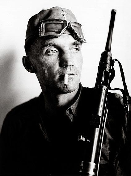 Résistance-Kämpfer, 1944, © Izis Bidermanas