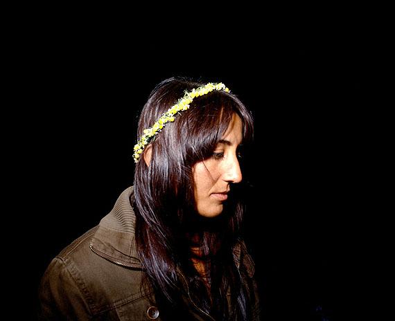 Flower girl, Hasan Keyif, 2008 © Ahmet Polat