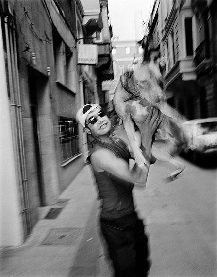 Backstreets of Istiklal, Istanbul 2007 © Ahmet Polat