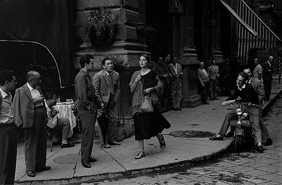 Ruth Orkin, American Girl in Italy…(Florence), 1952Copyright 1952, 1980 Ruth Orkin
