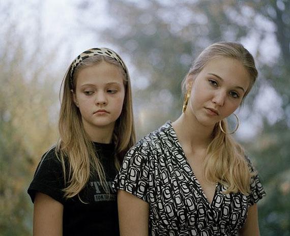 Stephanie and Julia© Sarah Mei Herman