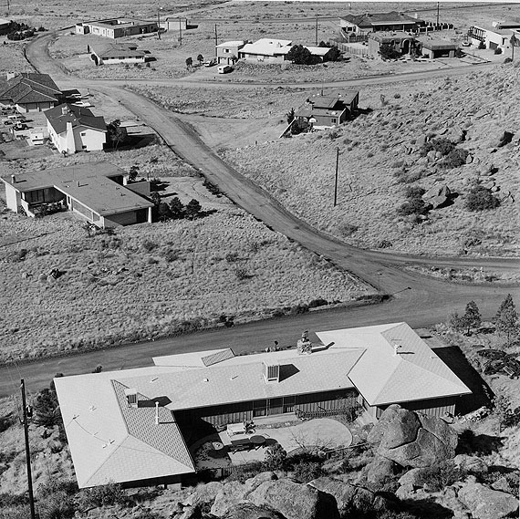 Joe Deal (American, 1947-2010)UNTITLED VIEW (ALBUQUERQUE), 1974George Eastman House collections. © Joe Deal